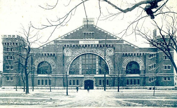 1894 &#8211; Armouries, Toronto