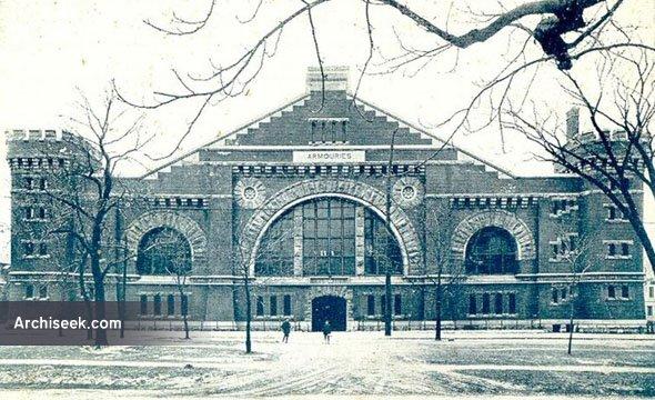 1894 – Armouries, Toronto