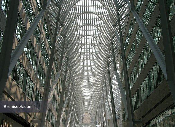 1990 – BCE Place, Toronto, Ontario