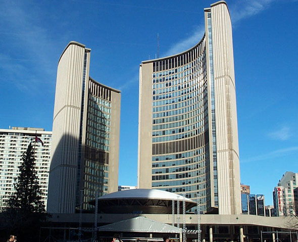 1965 – City Hall, Toronto, Ontario