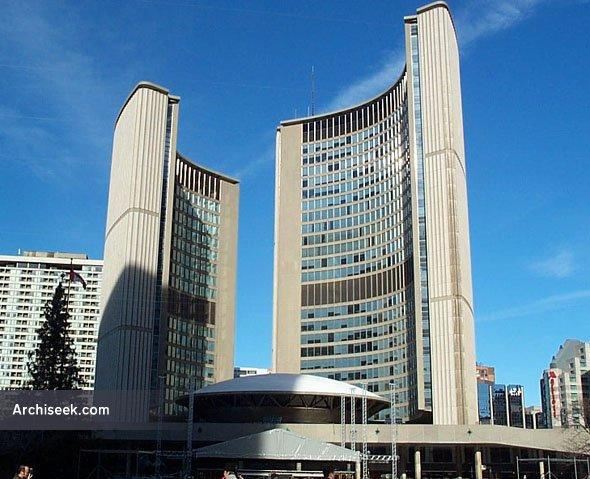 1965 – City Hall, Toronto, Ontario