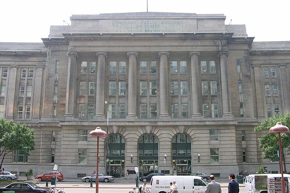 1935 – Dominion Public Building, Toronto, Ontario
