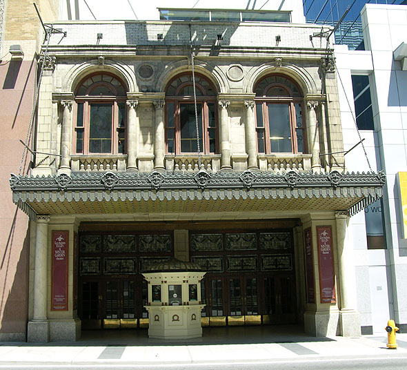 1913 – Elgin & Winter Garden Theatres, Toronto, Ontario