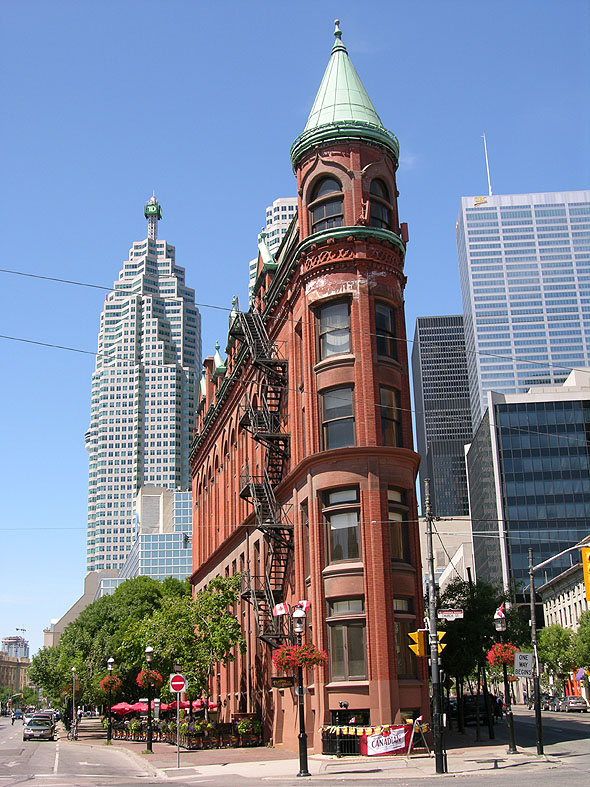 1892 &#8211; Gooderham Building, Toronto, Ontario