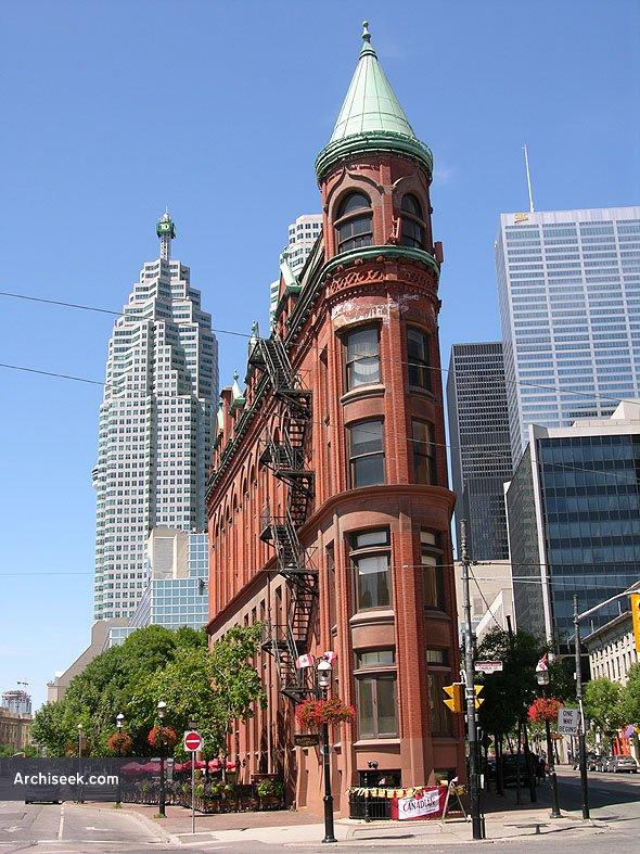 1892 – Gooderham Building, Toronto, Ontario