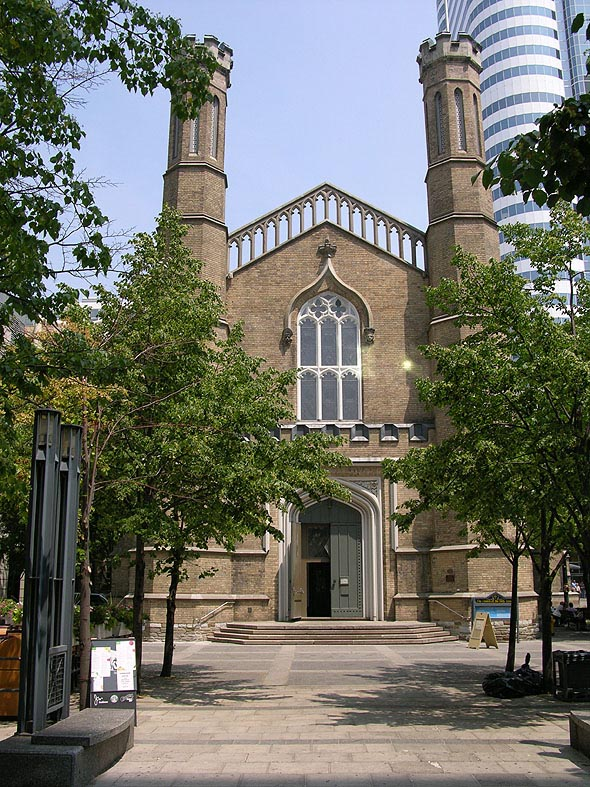 1847 – Holy Trinity Church, Toronto, Ontario