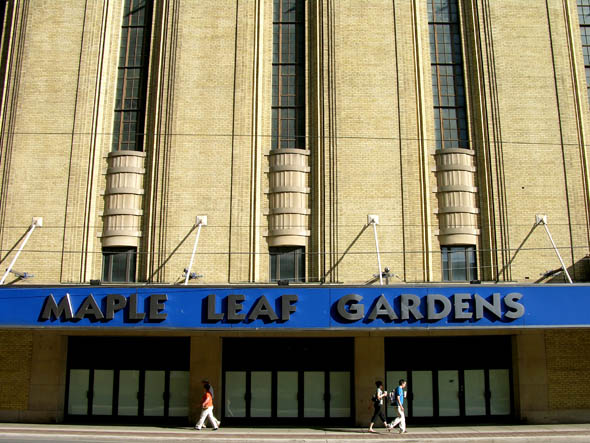 1931 – Maple Leaf Gardens, Toronto, Ontario