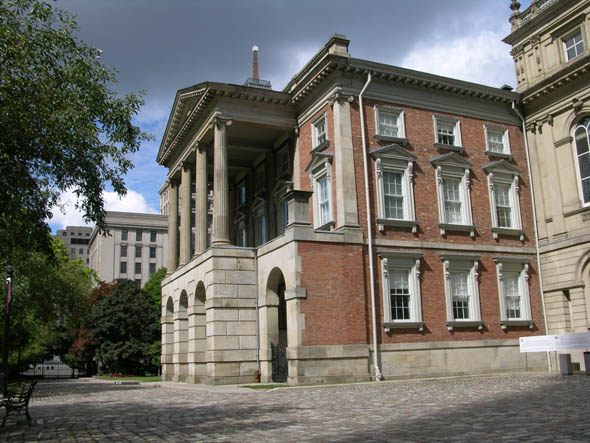 1844 &#8211; Osgoode Hall, Toronto, Ontario