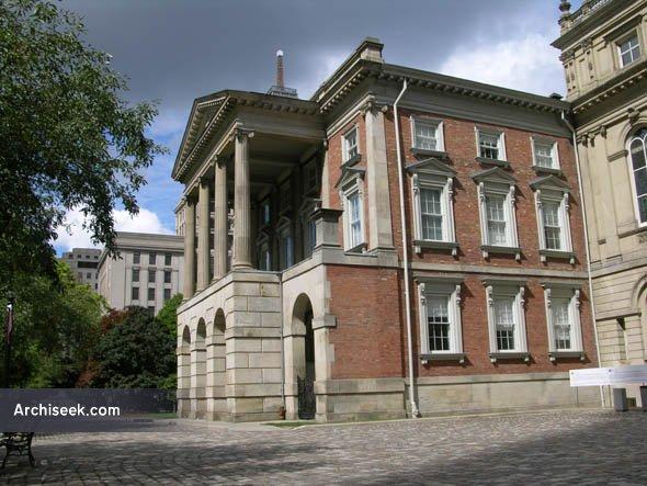 1844 – Osgoode Hall, Toronto, Ontario