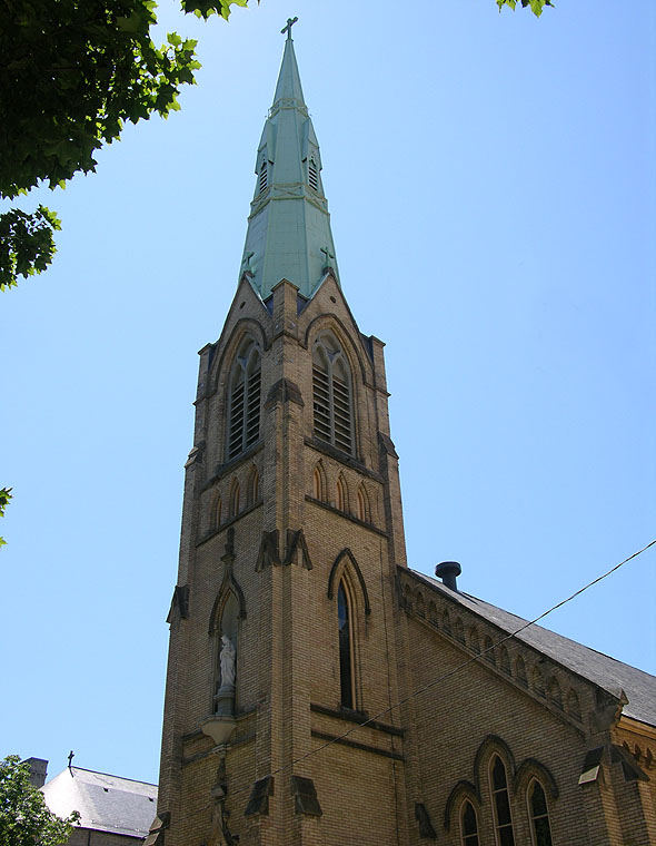 1870 – Our Lady of Mount Carmel Church, Toronto, Ontario