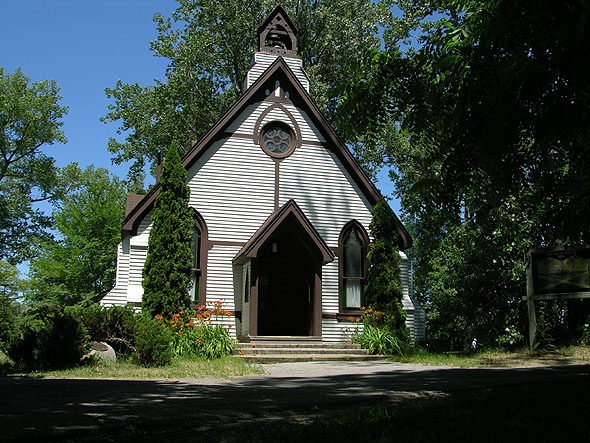1884 &#8211; St Andrew By-The-Lake, Toronto, Ontario