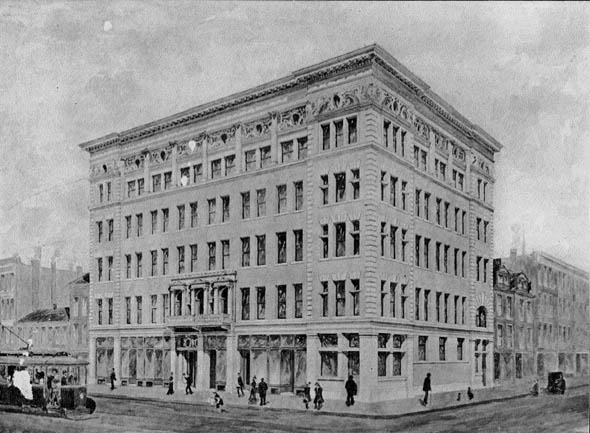 1900 &#8211; Manning Chambers, Toronto, Ontario