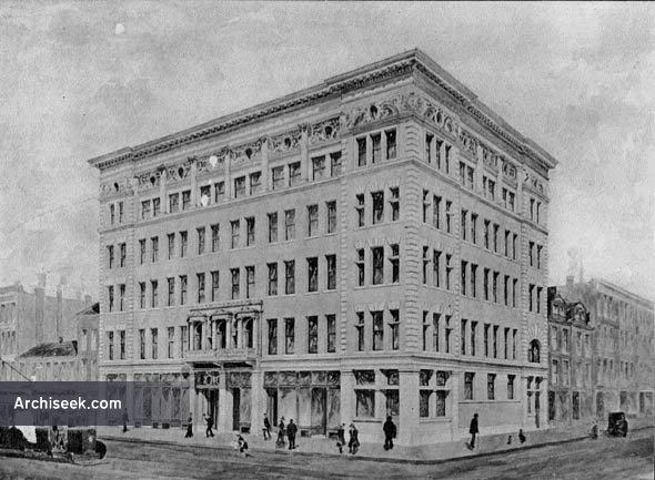 1900 – Manning Chambers, Toronto, Ontario