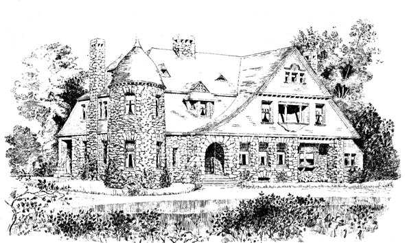 1897 &#8211; Summer Residence, Ontario