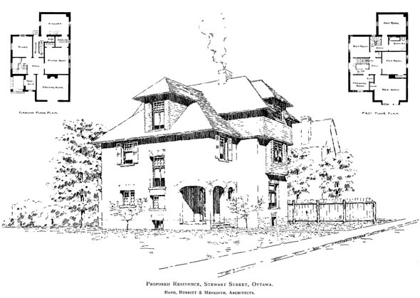 1898 – Residence, Ottawa, Ontario