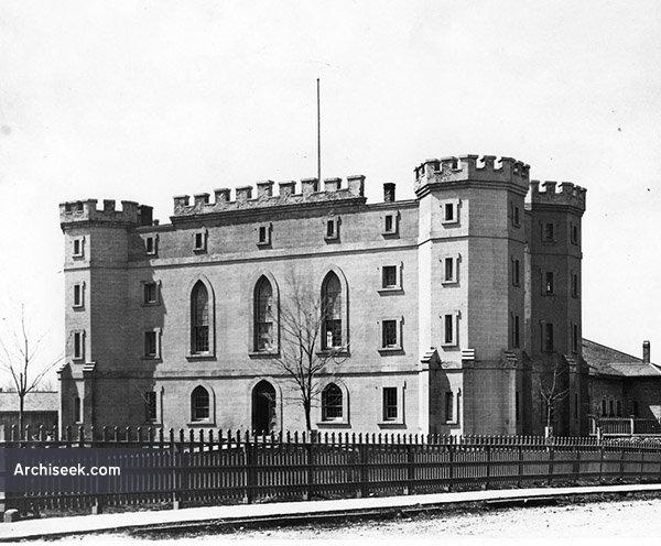 1829 – Old Courthouse, London, Ontario