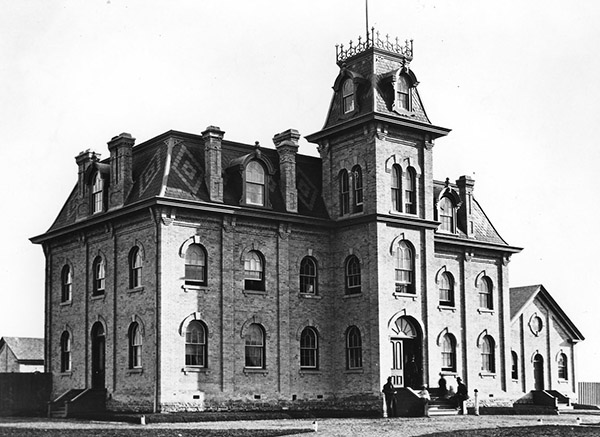 1875 – City Hospital, London, Ontario