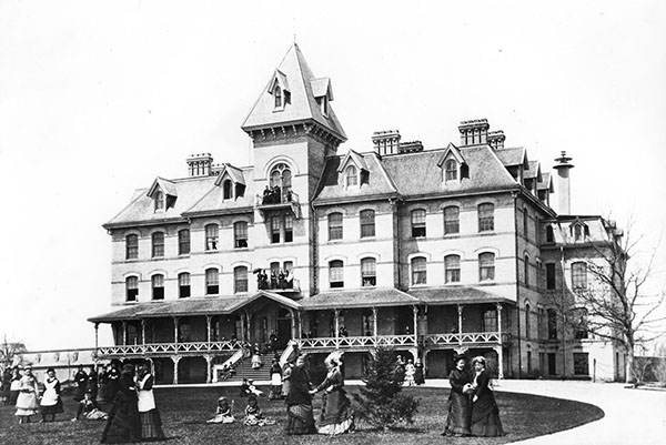 1869 – Hellmuth Ladies' College, London, Ontario