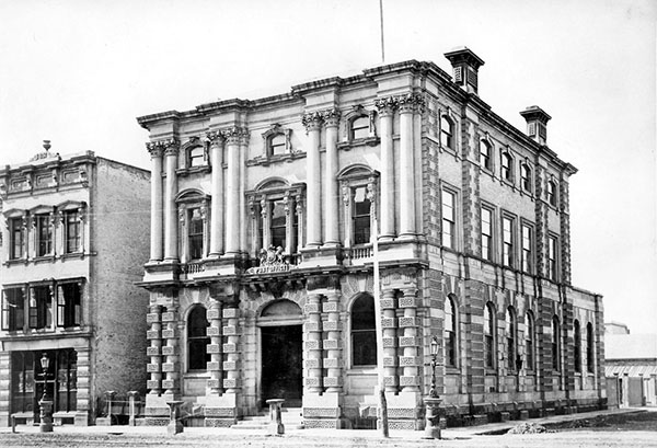 1860 – Post Office, London, Ontario