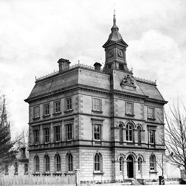 1873 – The Custom House, London, Ontario