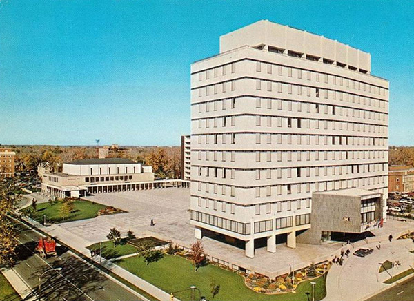 1967 – City Hall & Centennial Hall, London, Ontario