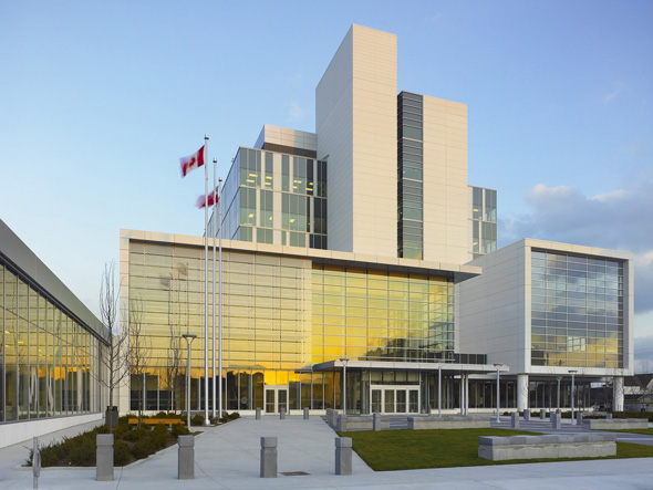 2010 &#8211; Durham Consolidated Courthouse, Oshawa, Ontario
