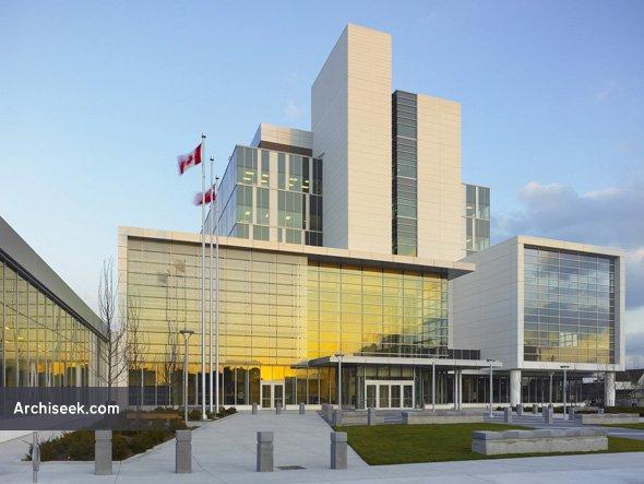 2010 – Durham Consolidated Courthouse, Oshawa, Ontario
