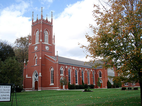 1846 – St. Paul's Cathedral, London, Ontario