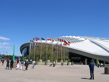 1976 – Biodome, Montreal, Quebec