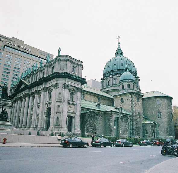 1894 &#8211; Cathdrale Marie-Reine-du-Monde, Montreal, Quebec