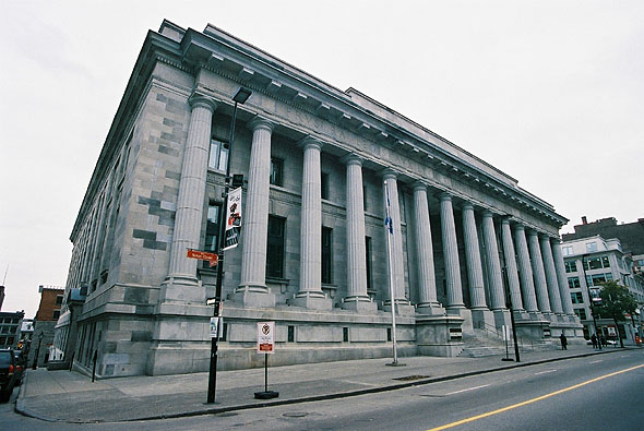 1926 &#8211; Ernest-Cormier Building, Montreal, Quebec