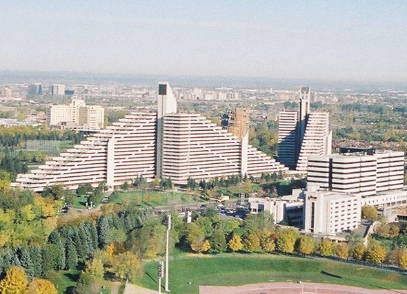 1976 &#8211; Olympic Village, Montreal, Quebec