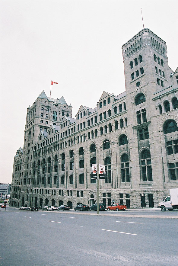 1889 &#8211; Windsor Station, Montreal, Quebec
