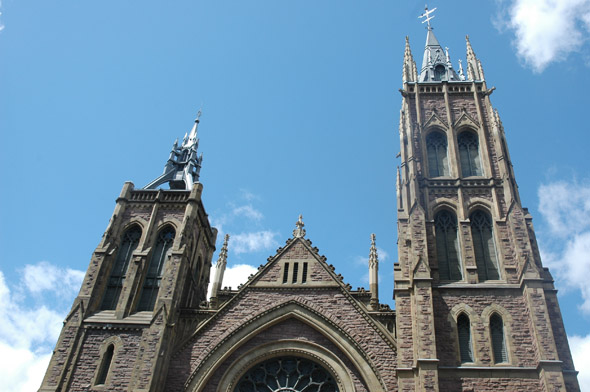1889 – St. James United Church, Montreal