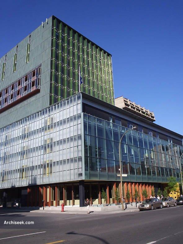 2005 – Institut de tourisme et d'hôtellerie du Québec, Montreal, Quebec