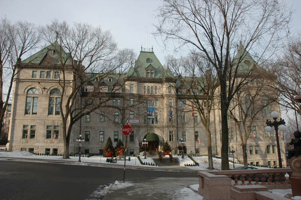1896 &#8211; City Hall, Quebec City, Quebec