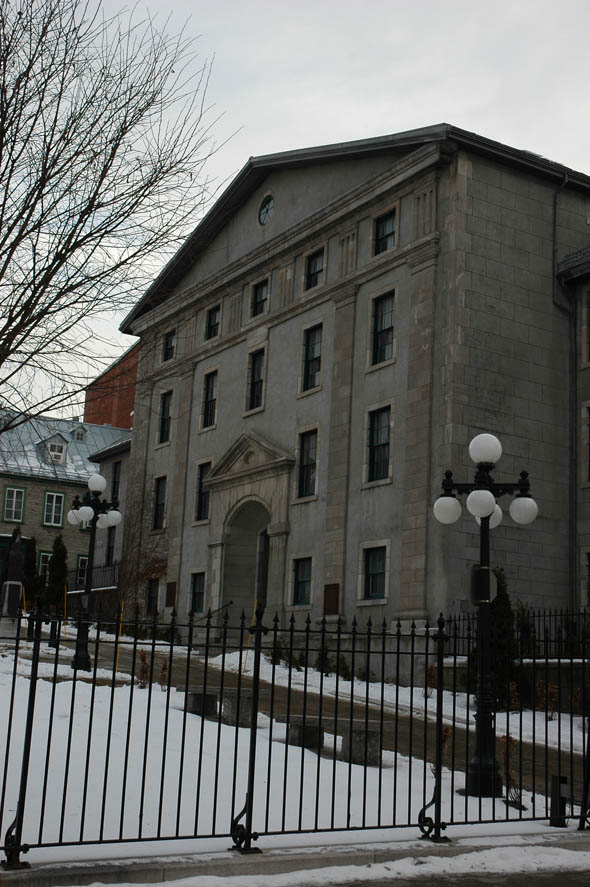 1808 – Morrin College, Quebec City, Quebec