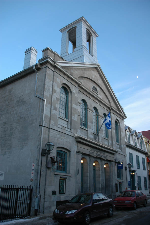 1824 – Conservatoire d'art dramatique, Quebec City, Quebec