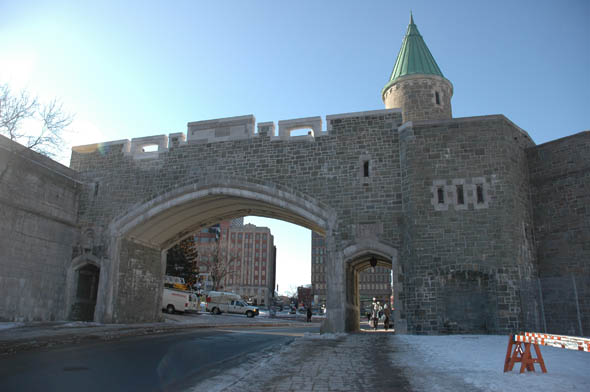 1865 &#8211; Porte St. Jean, Quebec City