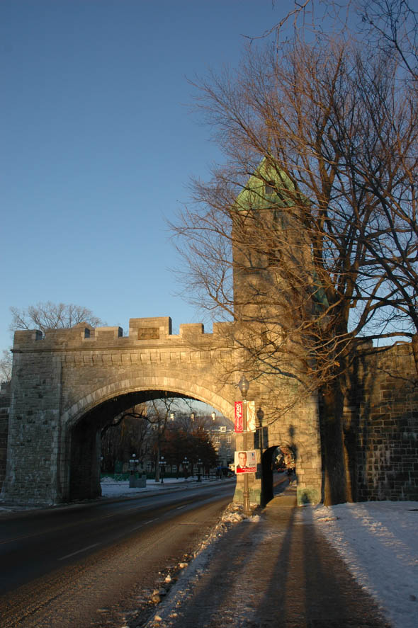 1878 – Porte St. Louis, Quebec City
