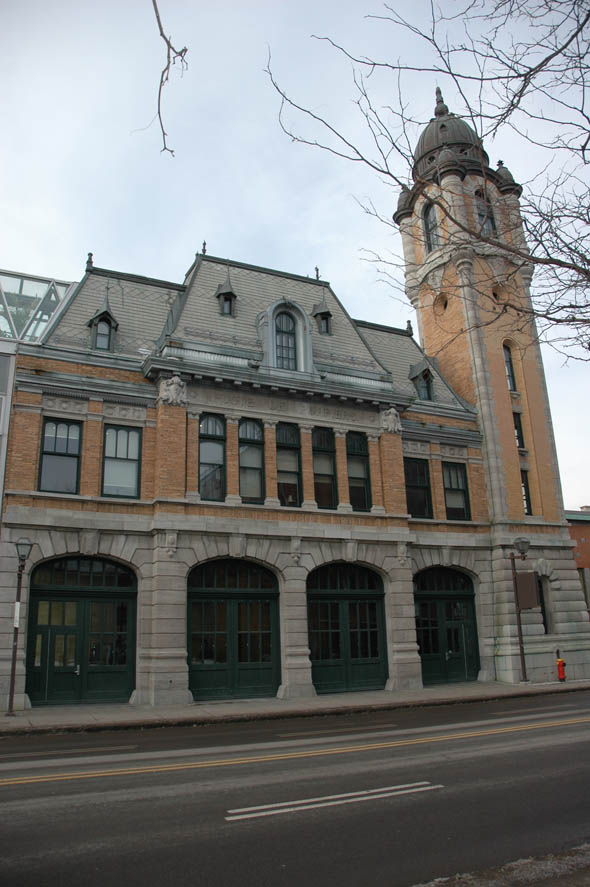 1902 &#8211; Old Fire Station, Quebec City, Quebec