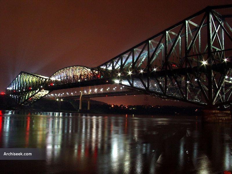 1919 – Pont de Québec, Quebec City, Quebec