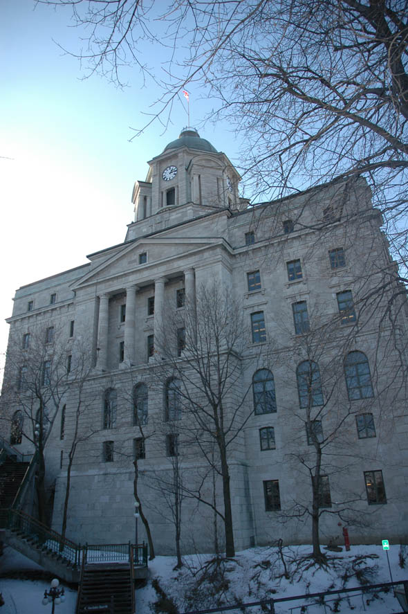 1873 &#8211; Old Post Office, Quebec City, Quebec