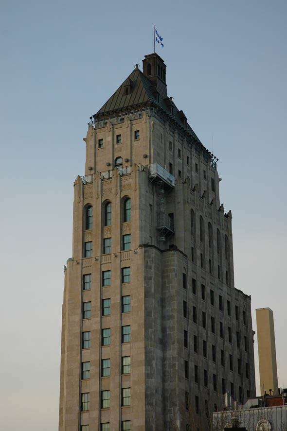 1930 – Price Building, Quebec City, Quebec