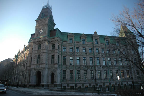 1887 – Ministry of Finance, Quebec City, Quebec