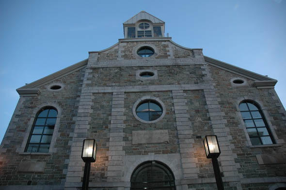 1832 &#8211; Former St. Patrick&#8217;s Church, Quebec City, Quebec