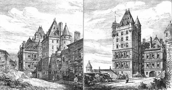 1878 &#8211; New Chateau, Quebec City