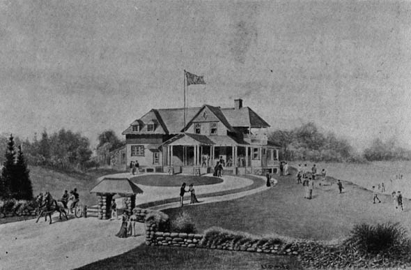 1903 &#8211; Golf Club near Montreal, Quebec