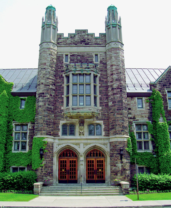 1924 &#8211; Victoria Hall Community Centre, Westmount, Montreal, Quebec