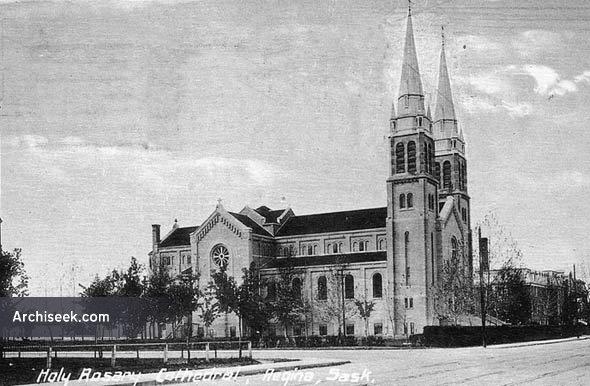 1913 – Holy Rosary Cathedral, Regina, Saskatchewan